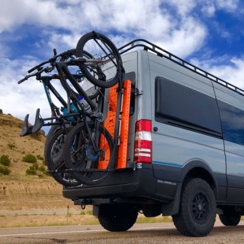 The Owl Sherpa Cargo Carrier carries up to 100 pounds.